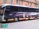 Реклама на автобусы.
