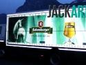 Светоотражающие наклейки. реклама на транспорте